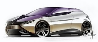 Art Center Bmw Concept Car Coastal Enterprises
