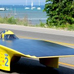 "Michigan ""3 peats"" Solar Challenge"