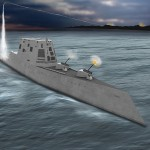 New Naval Destroyer – USS Zumwalt