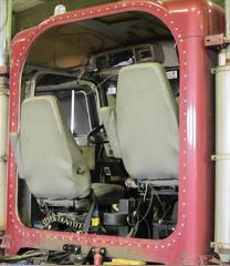 composite truck cab