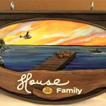 See The Latest Hand-Carved Creations From Piccadilly Signs!