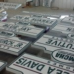 19 Precision Board Signs For The Price of 9 Wood Signs