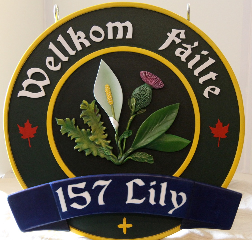 Wellkom Failte