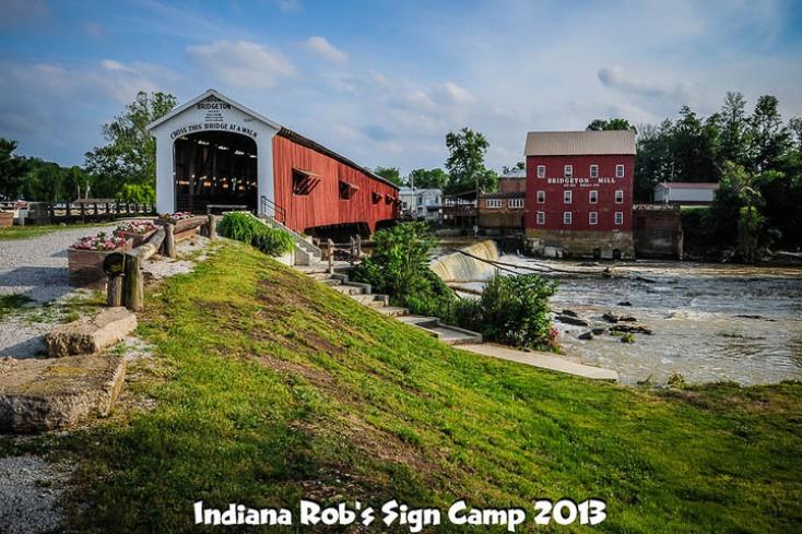 IndianaRobSignCamp