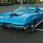 Retro 1967 Corvette Stingray Brought to Life
