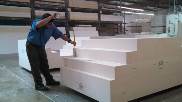 Custom Soft Tooling Blocks