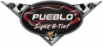 Pueblo Signs and Tint