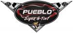 Pueblo Signs and Tint