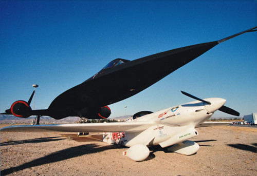 Lockheed Martin Skunk Works teams up with Nemesis Air Racing