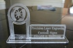 Precision Laser Engraving & Custom Signs