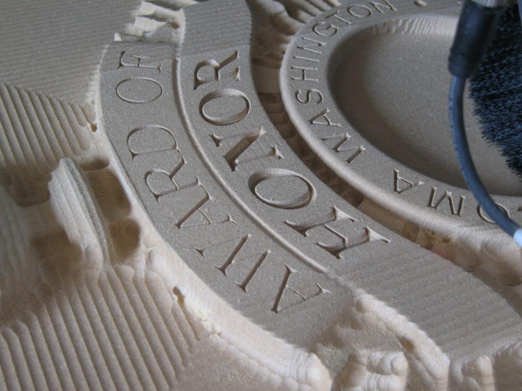 close up New mat