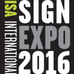 ISA Sign Expo 2016: Free Passes!