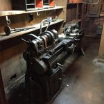 Lost and Foundry: Restoring a WWII Era 16″ Lathe