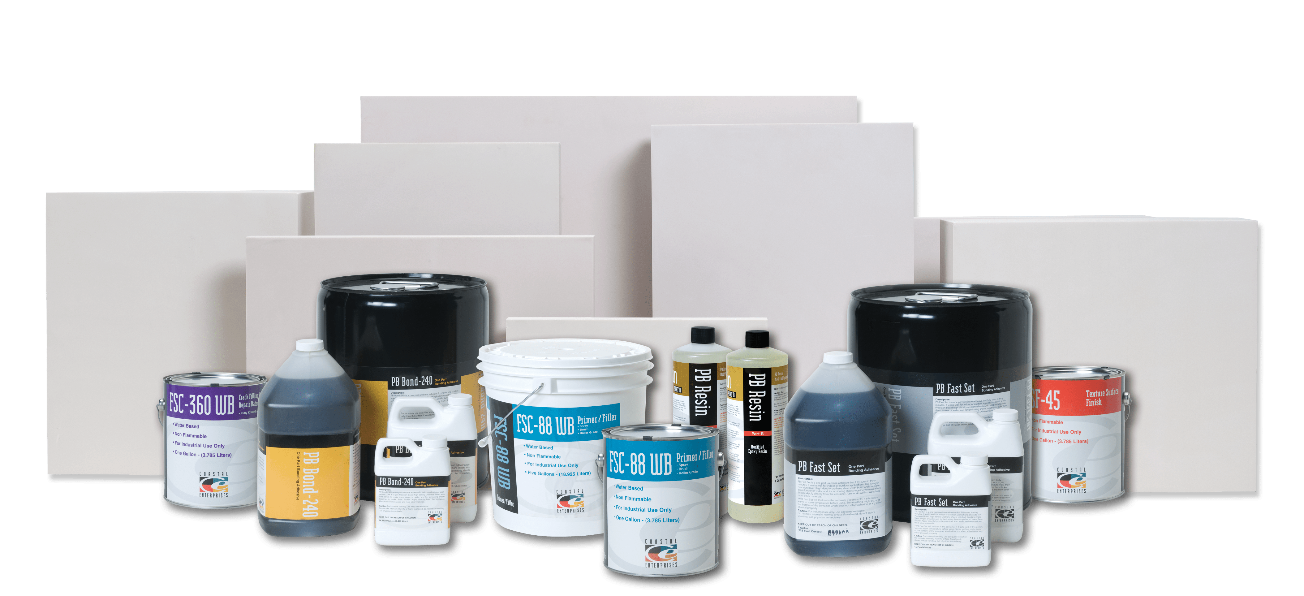 Click On One Of The Three Blue Squares Below To Watch Training Videos With  Tips For Using Our Companion Products, Including Primer/filler, Adhesives,  ...